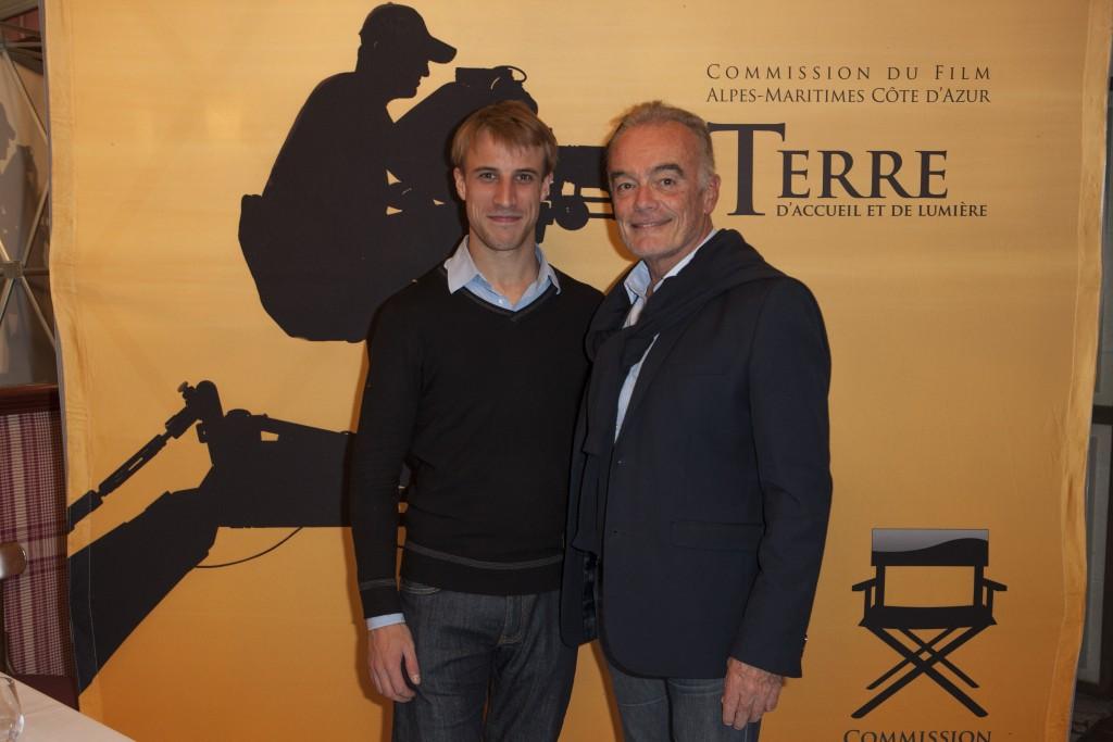 Tancrède Delvolvé et Richard Galy