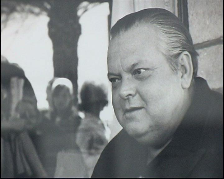 Rencontres photographiques de Roger Tarin dans le cadre du prix Zind-Kala-Wasté 2010 - Photo avec Orson Welles