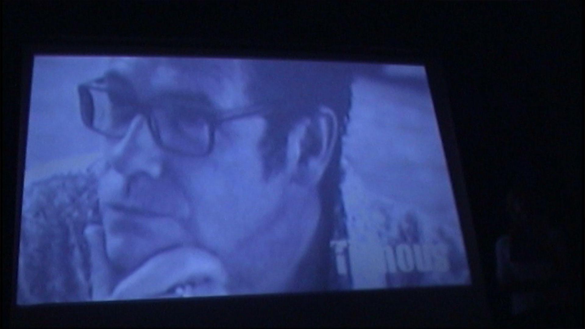 Hommage au dessinateur de presse Tignous assassiné dans les locaux du journal Charlie Hebdo le 7 janvier 2015 à Paris