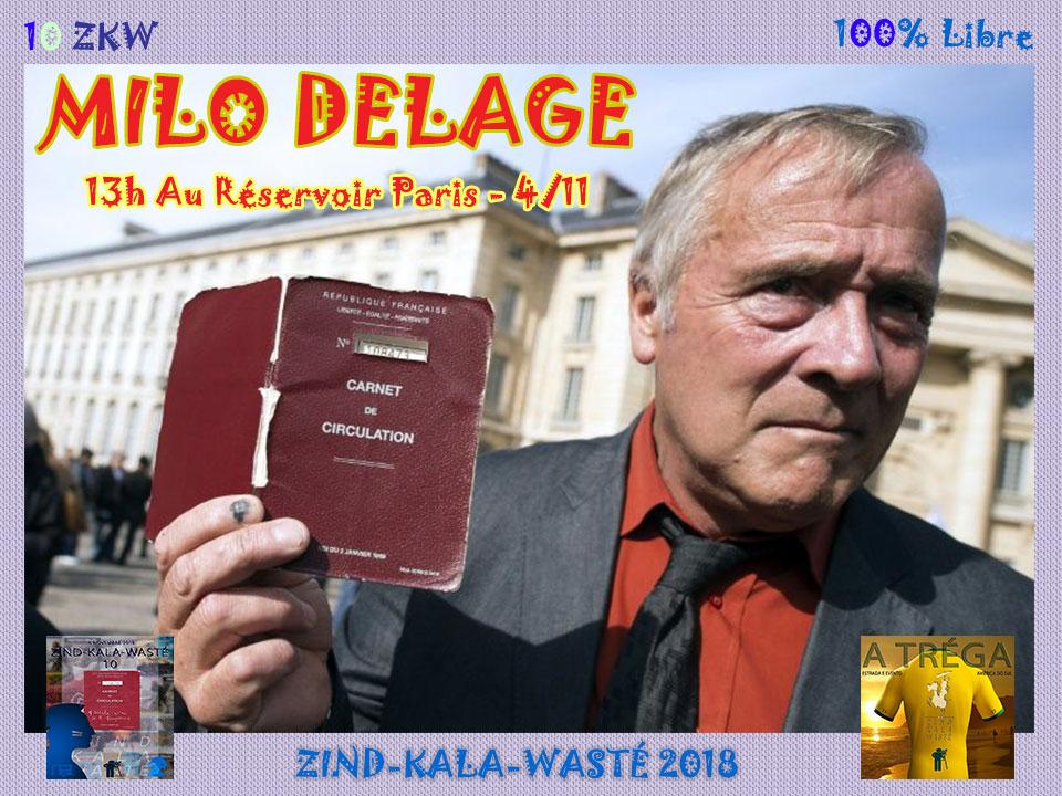 Milo Delage